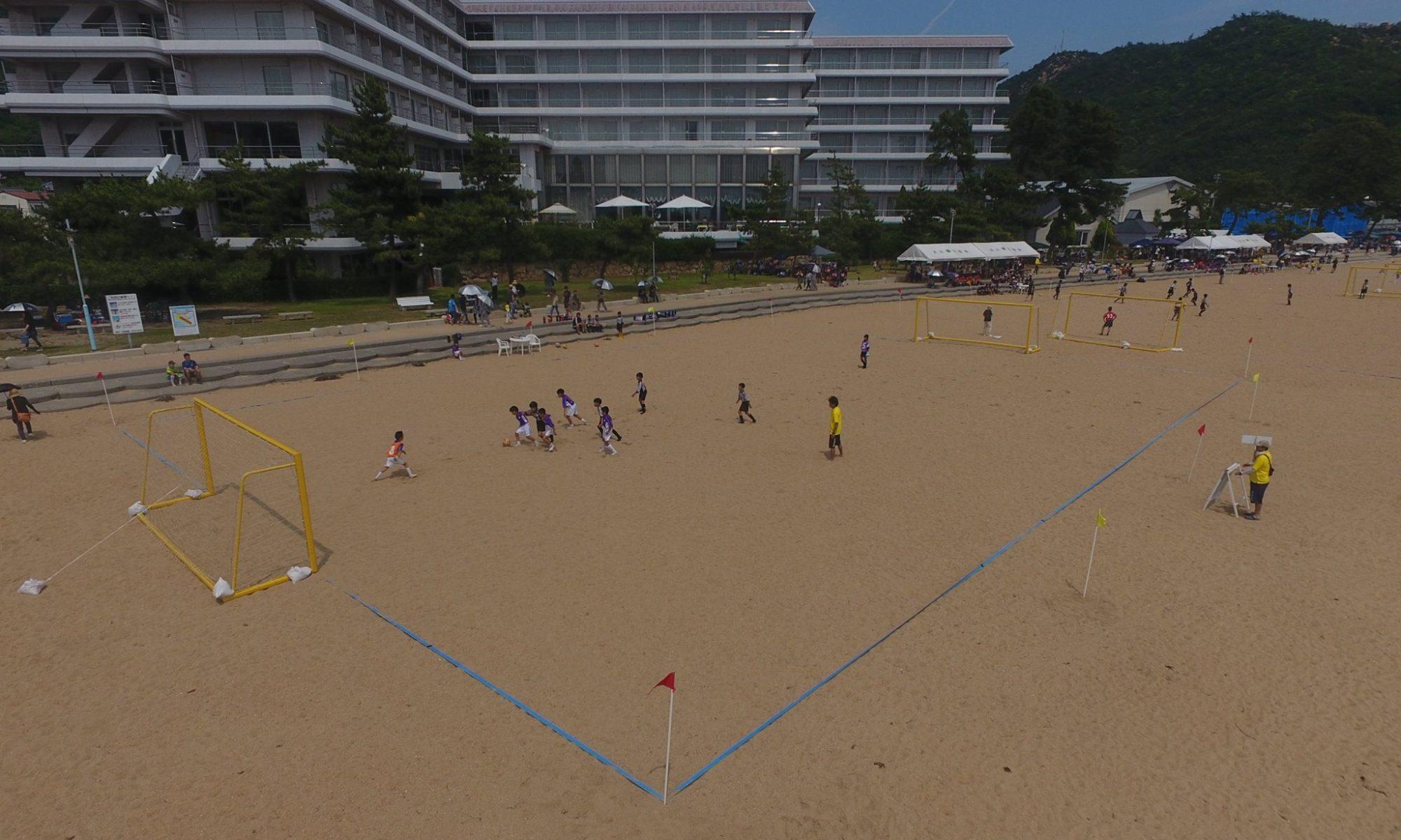 『たまの渋川ビーチサッカー大会』 Official Site